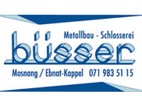 Neumitglied Büsser Metallbau AG