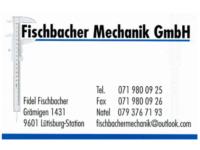 Neumitglied Fischbacher Mechanik GmbH